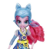 MLP Pinkie Pie Friendship Games Sporty Style Roller Skater Doll