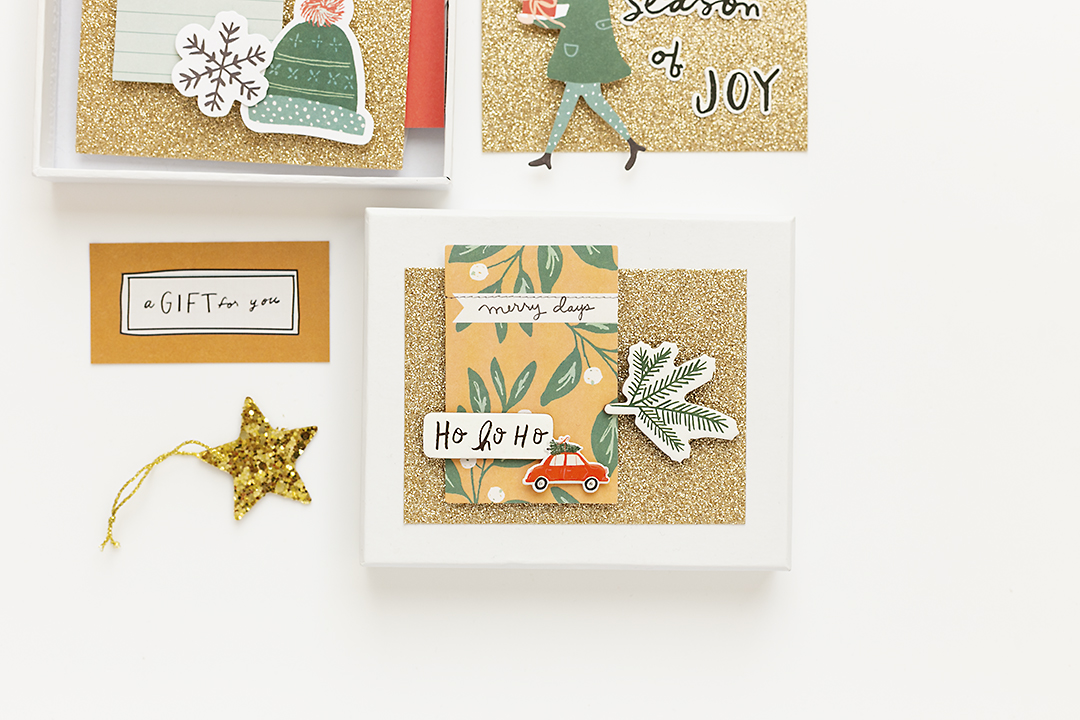 Crate Paper | Happy Notes in December | Merry Days INSTASTORY_g