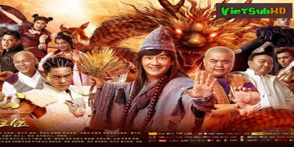 Phim Tế Công Hàng Yêu Thuyết minh HD | The Incredible Monk 2018