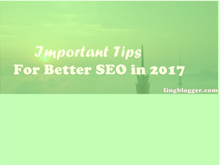 important seo tips 2017