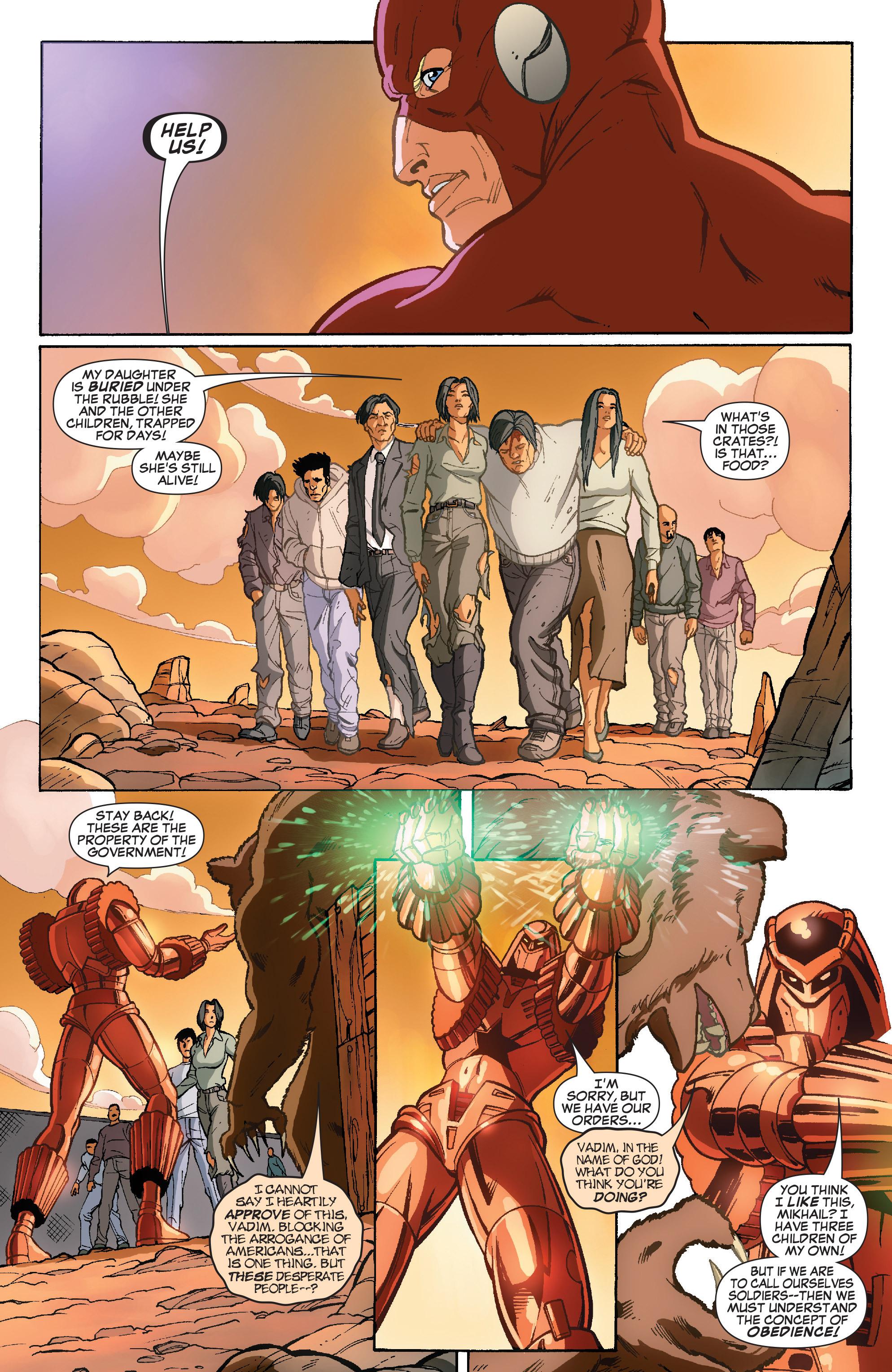 Read online She-Hulk (2005) comic -  Issue #35 - 16