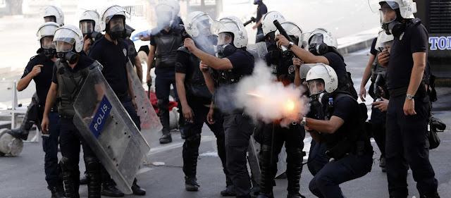Τουρκία: Ένοπλοι Toύρκοι γάζωσαν τις εγκαταστάσεις του ΝΑΤΟ στην Σμύρνη!