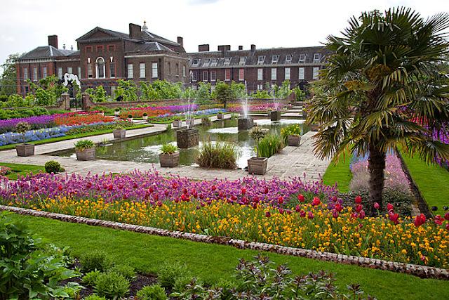 Kensington Palace, London, Inggris
