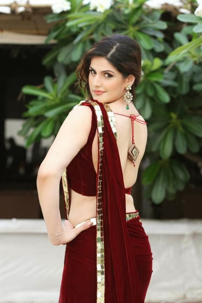 Zarine Khan Sexy Hot Images