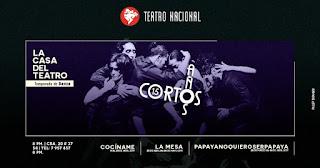 Cortos 15 años por Cortocinesis | CASA del Teatro Nacional