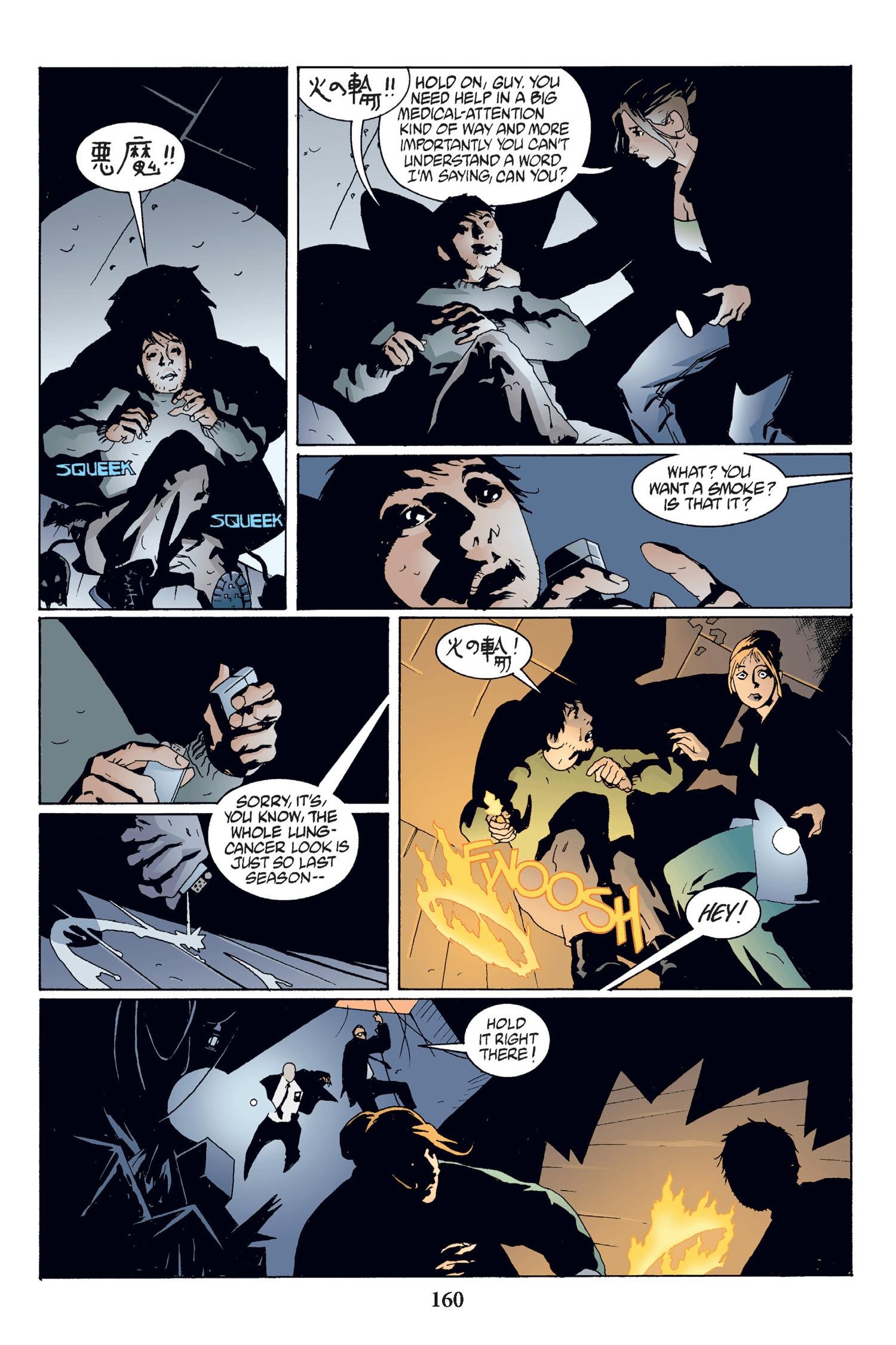 Read online Buffy the Vampire Slayer: Omnibus comic -  Issue # TPB 2 - 154