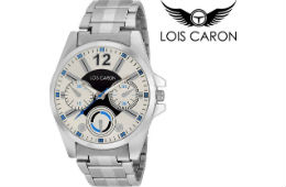 Lois Caron Watches For Men at Flat Rs 379 (Mrp 1199) at Flipkart