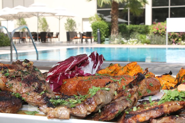 Family Barbecue Lunch at C.Taste Centro Sharjah
