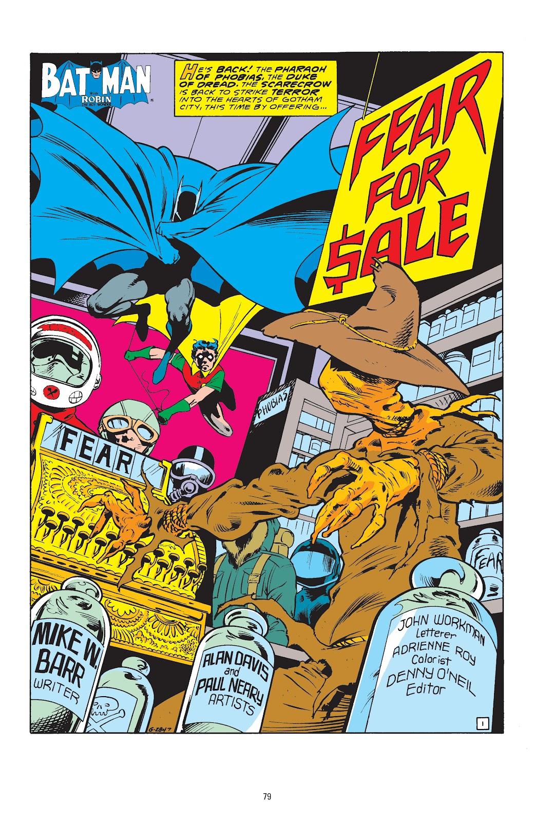 Read online Detective Comics (1937) comic -  Issue # _TPB Batman - The Dark Knight Detective 1 (Part 1) - 79