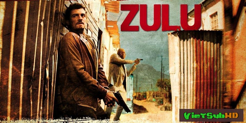 Phim Mật Vụ VietSub HD | Zulu 2014