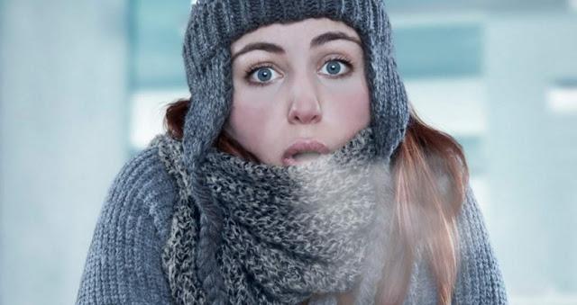Frío, calor, helada