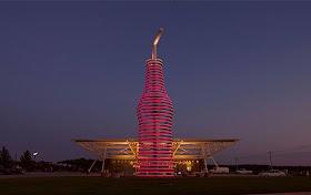 The World's Largest Soda Bottle