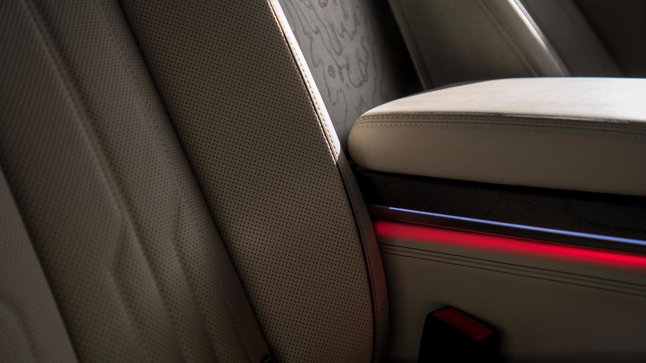 Đèn Led Nội Thất Audi A8 L 3.0 Model 2018