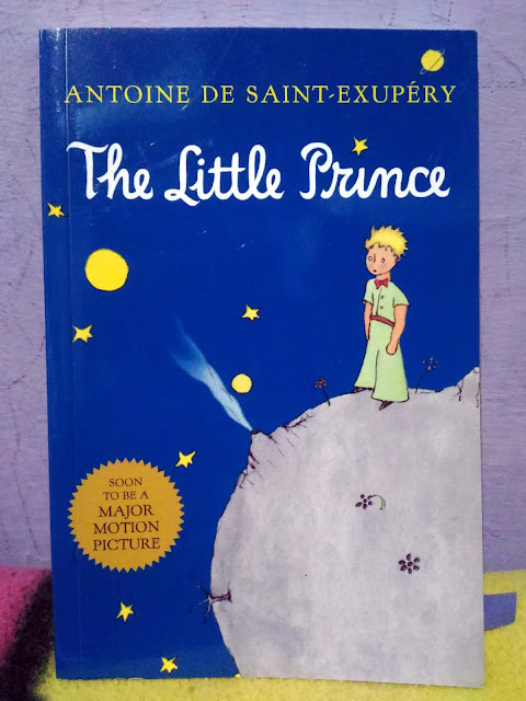 cover buku the little prince