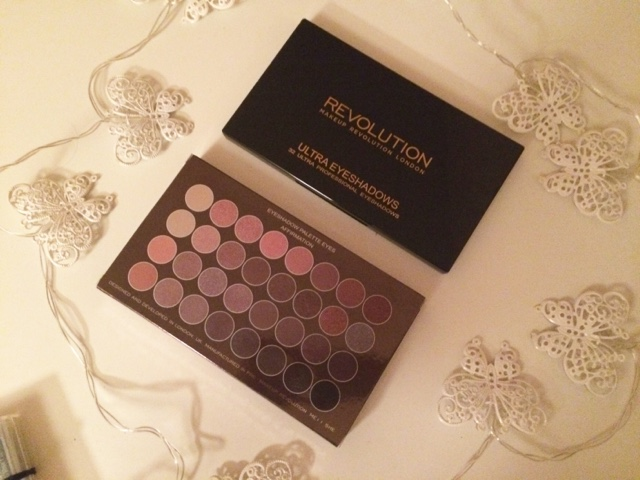 Makeup, Revolution, Redemption, Affirmation, Palette, Eye Shadow,