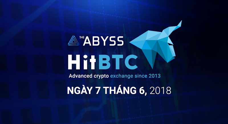 The Abyss [DACO] xác nhận được niêm yết trên HitBTC