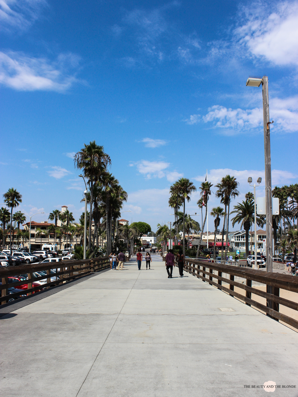 Newport Beach Pier Westcoast USA Roadtrip