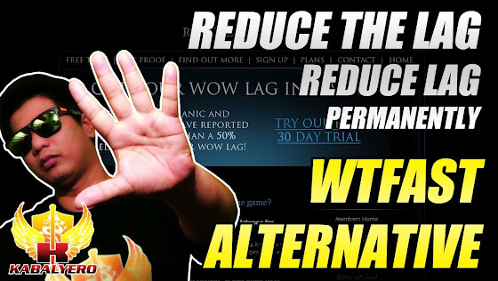 WTFast Alternative ★ ReduceTheLag - Reduce Lag Permanently