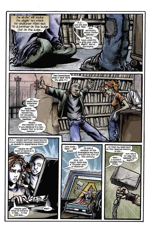 Thor (1998) Issue #59 #60 - English 9