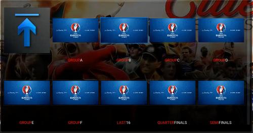 إضافة Golden IPTV لمشاهدة جميع القنوات العالمية على برنامج KODI