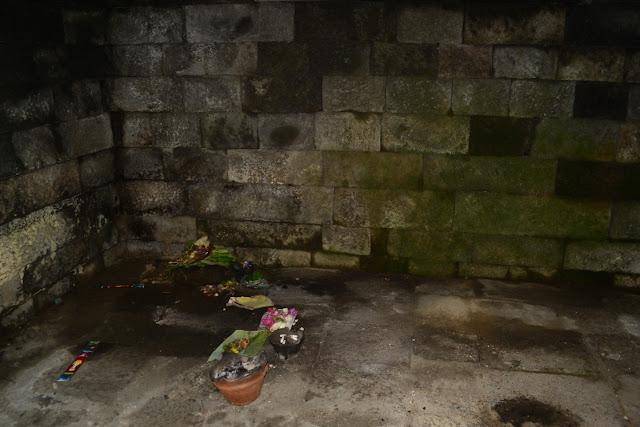 Ritual di Candi Wringin Branjang