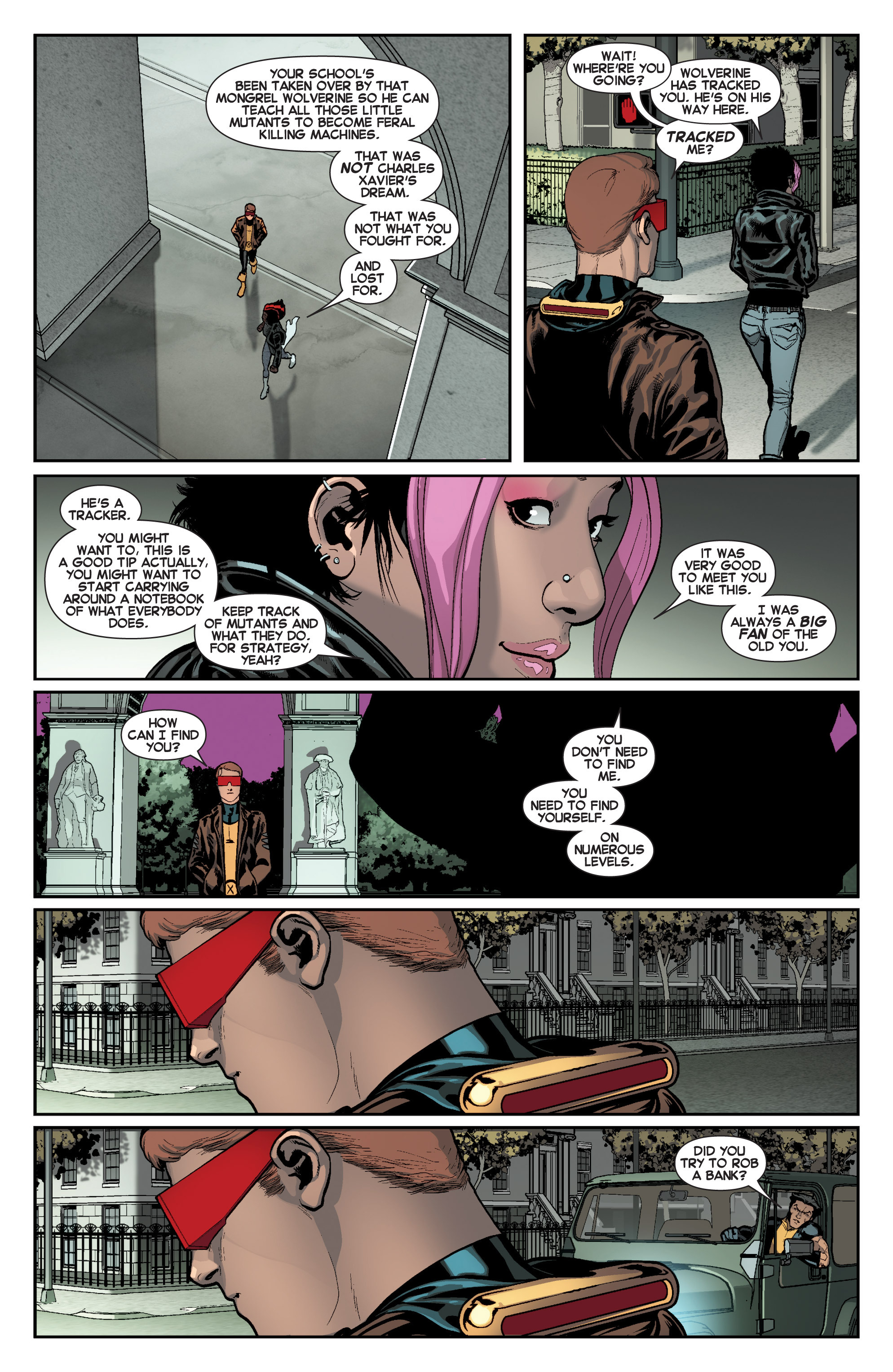 Read online All-New X-Men (2013) comic -  Issue # _Special - Here To Stay - 36