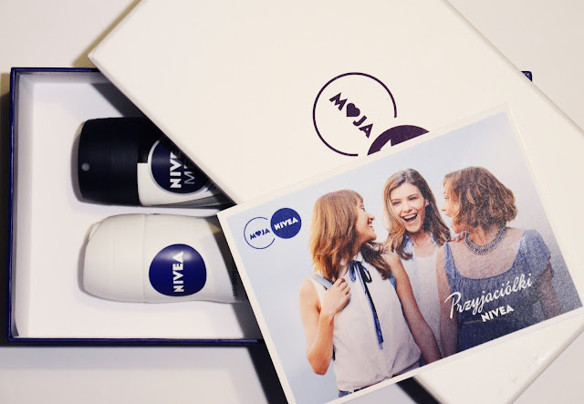 NIVEA Invisible Fresh