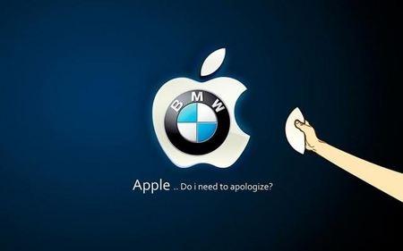 APPLE&BMW