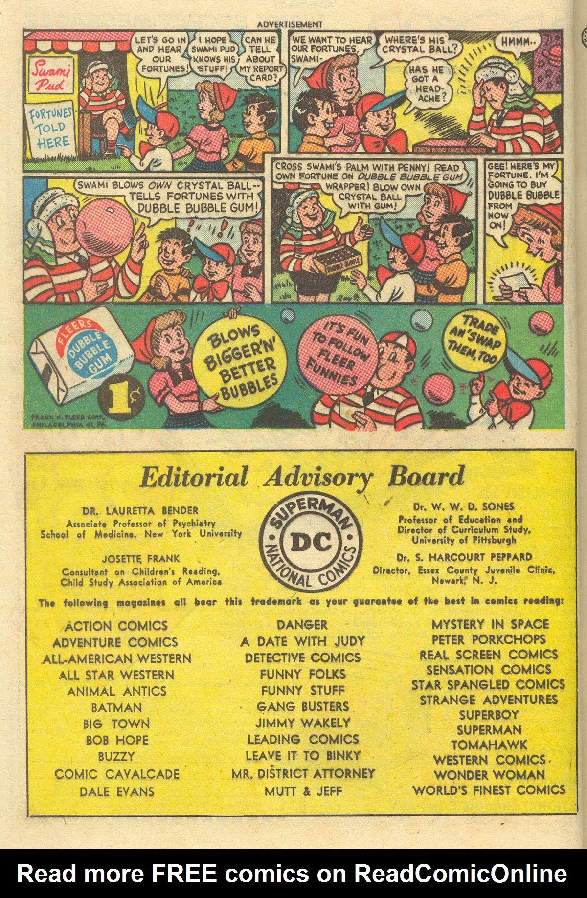 Read online World's Finest Comics comic -  Issue #51 - 16