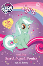 My Little Pony Lyra and the Secret Agent Ponies Books