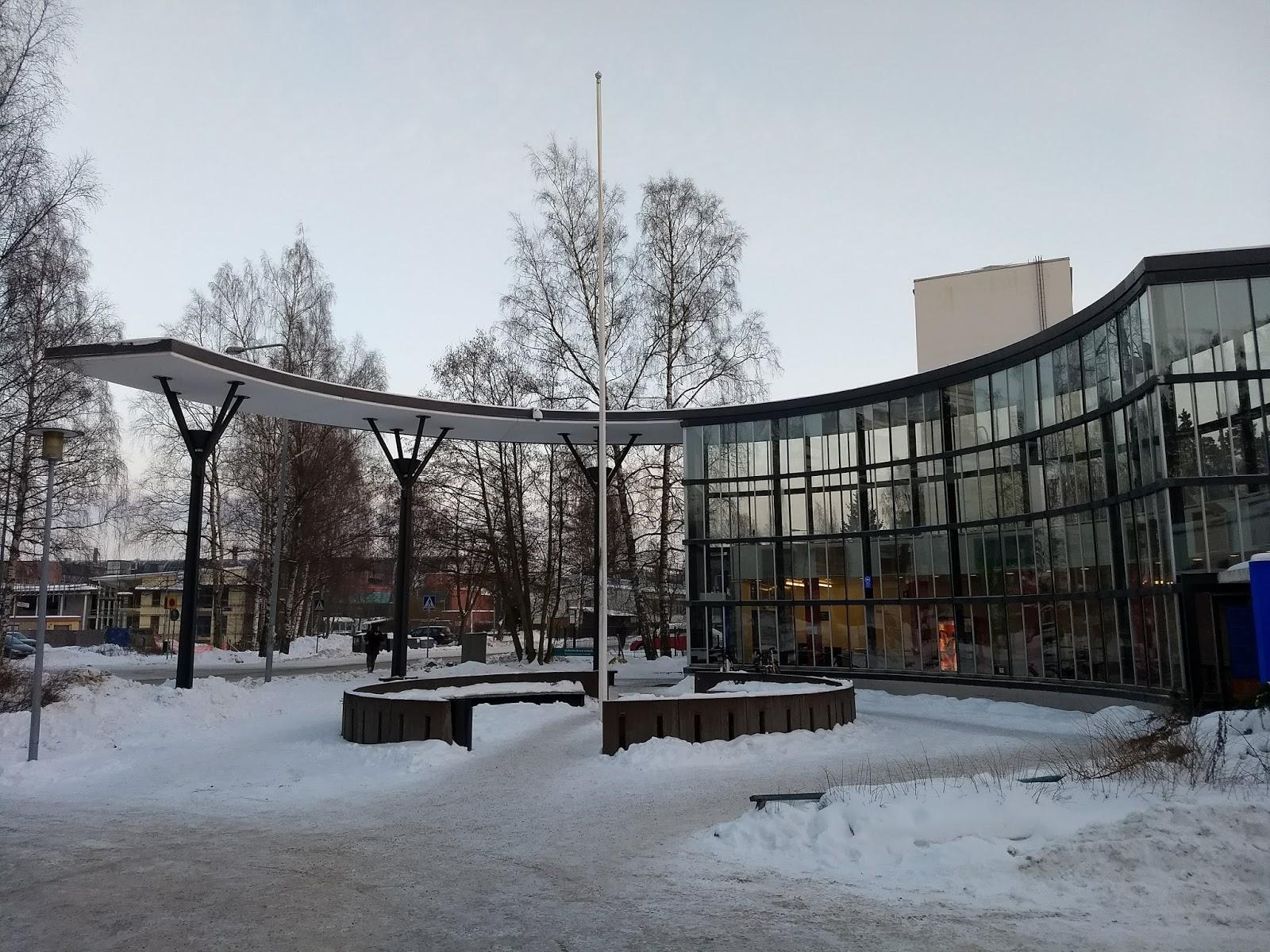 Itäkeskuksen Uimahalli