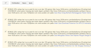 Laporkan Komentar Spam Sekarang Juga ke Google