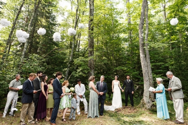 Woodland Wedding Venues
