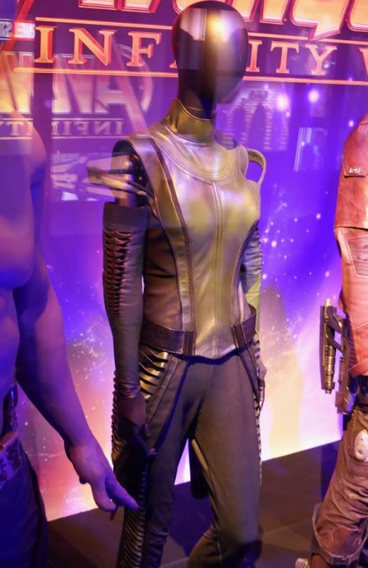 Avengers Infinity War Mantis film costume
