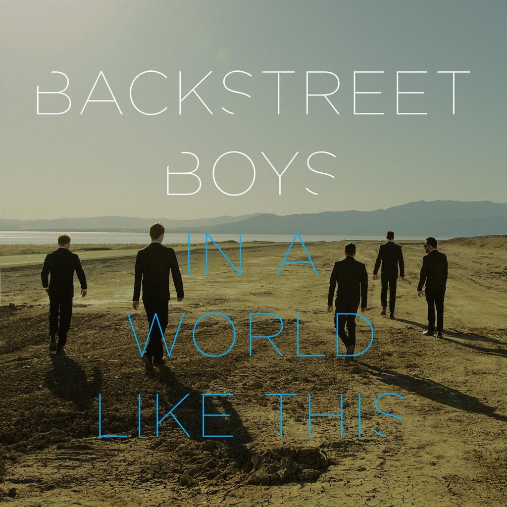 "We Love AJ McLean::..: [Backstreet Boys] ""In A World Like ..."