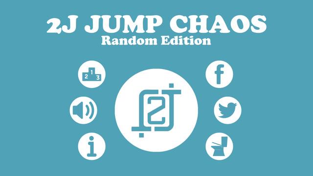 2J Jump Chaos (Random Edition) - Γιατί τα καλύτερα παιχνίδια είναι και απλά