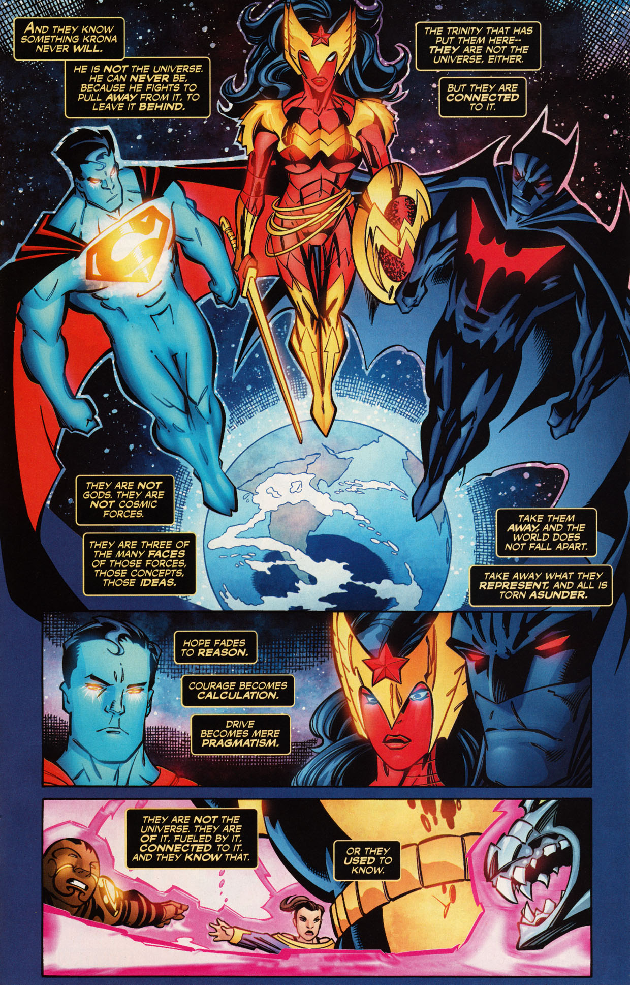 Read online Trinity (2008) comic -  Issue #48 - 25