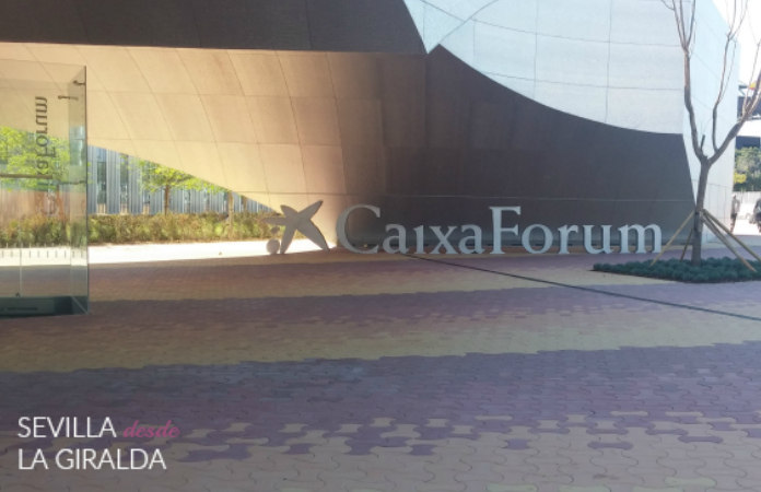 exterior Caixa Forum Sevilla
