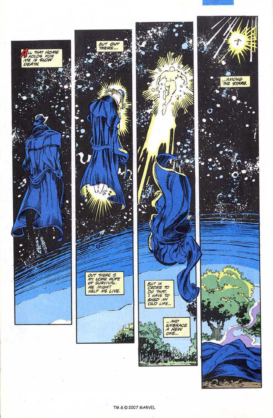 Read online Silver Surfer (1987) comic -  Issue #74 - 9