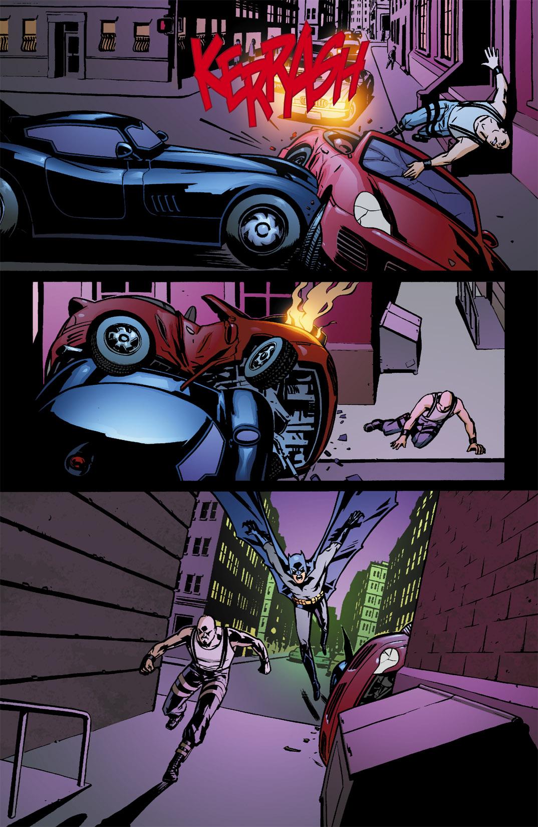 Detective Comics (1937) 816 Page 15