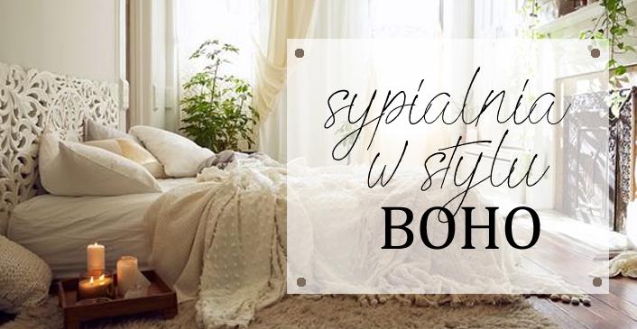 Sypialnia W Stylu Boho Blog Wnętrzarski Inspiracje