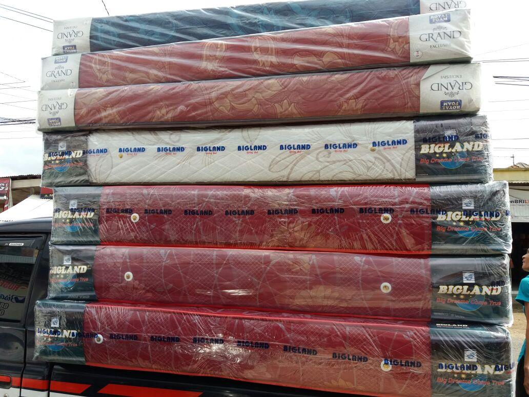 Kasur Busa Royal Foam Exclusive Barlingmascakeb Jawa Tengah
