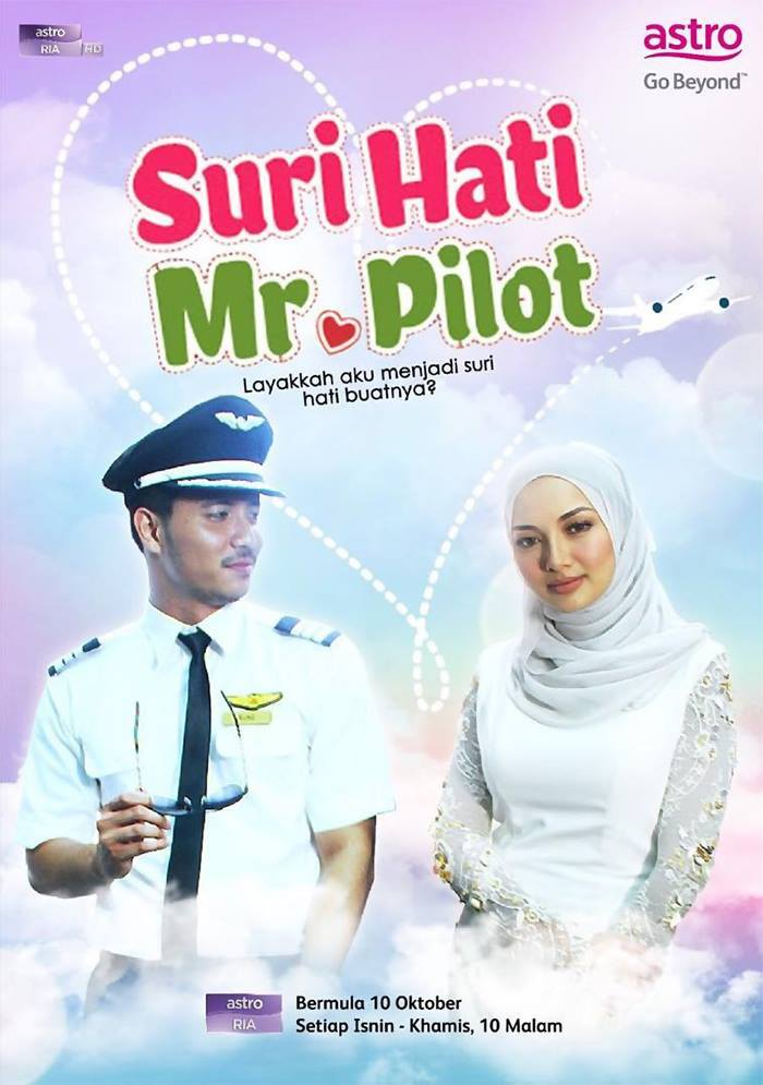 Suri Hati Mr Pilot