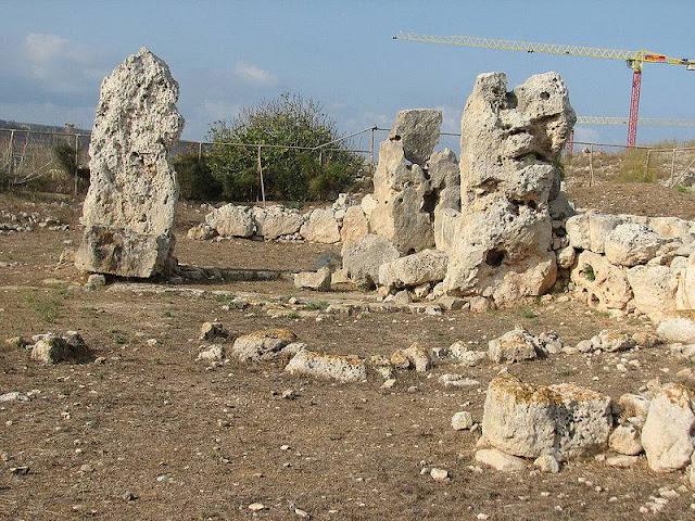 Świątynia Zachodnia, Skorba, Malta