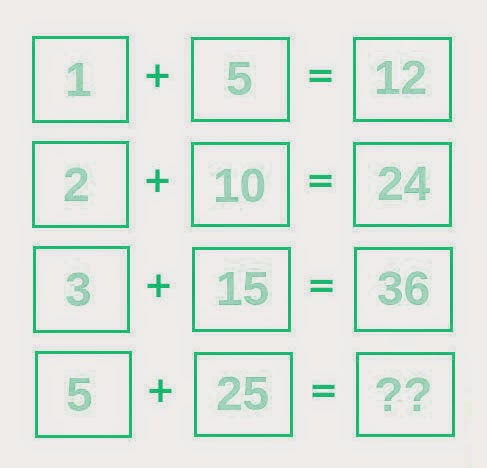 Easy Number Grid Puzzle