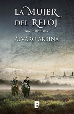 La mujer del reloj - Álvaro Arbina (2016)