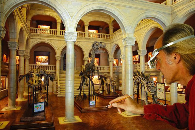 Museu das Miniaturas em Lyon
