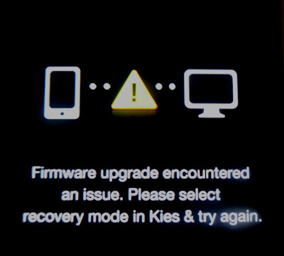 How to Fix Firmware Upgrade Encountered an Issue on Samsung