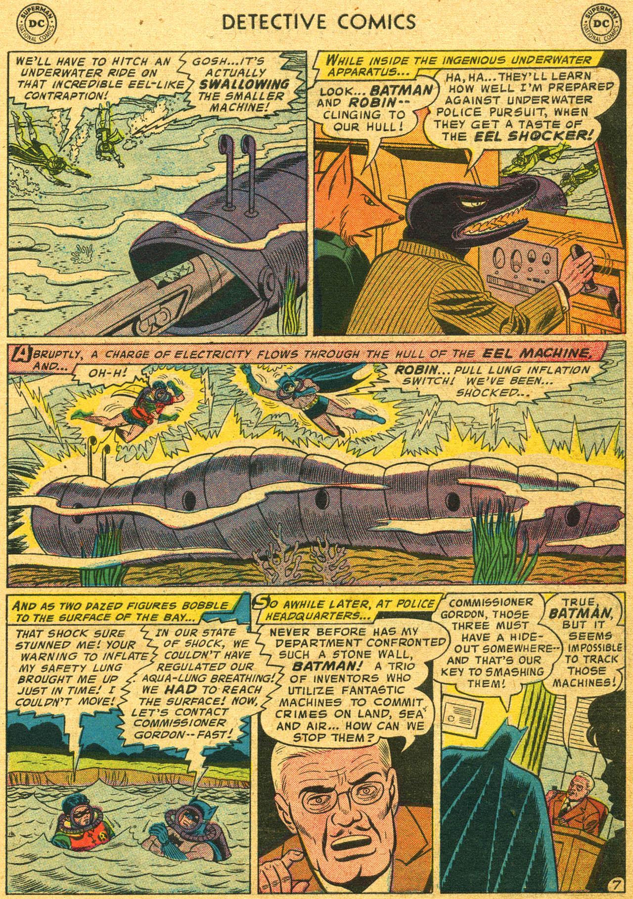 Read online Detective Comics (1937) comic -  Issue #253 - 9