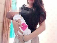 Ibu Muda Ini Rela Positif Corona Demi Menemani Bayinya yang Duluan Terinfeksi C0R0NA